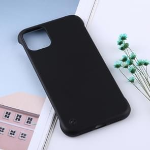 Anti-skidding TPU Protective Case for iPhone XI (2019)(Black)