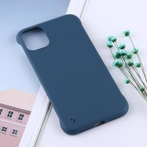 Anti-skidding PC Protective Case for iPhone 11(Deep Green)