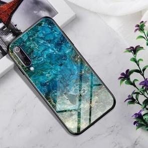 Shockproof Tempered Glass + TPU Case For Xiaomi Mi 9(Emerald)