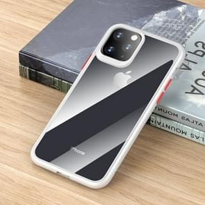ROCK Guard Pro Series Shockproof TPU + PC Protective Case For iPhone 11(White)