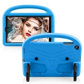 Shockproof EVA Bumper Case with Handle & Holder for Galaxy Tab A 10.1 T510 / T515(Blue)