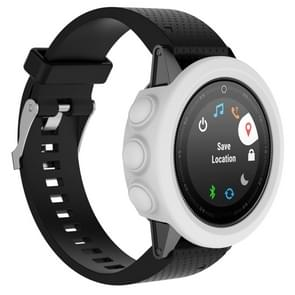 Smart Watch silicone beschermhoes  host niet inbegrepen voor Garmin fenix 5S (wit)