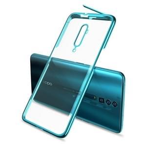 GKK Electroplating Phantomt Case For OPPO Reno 10x zoom(Grenn)