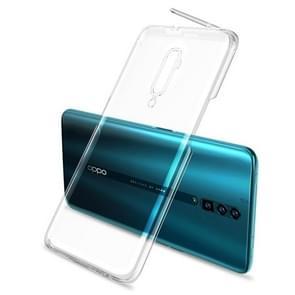 GKK Electroplating Phantomt Case For OPPO Reno 10x zoom(Transparent)