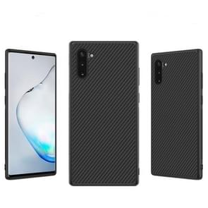 NILLKIN synthetische Fiber anti-slip beschermende back cover Case voor Galaxy Note 10/Note 10 5G