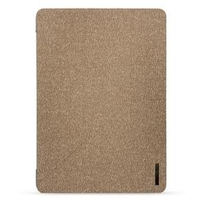 For iPad Pro 10.5 inch / Air 10.5 (2019) RAIGOR INVERSE BARON Series PU+PC Horizontal Flip Leather Case with Holder & Sleep / Wake-up Function(Brown)
