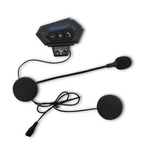 BT12 Motor Helm Bluetooth Headset Motorcycle Intercom Bluetooth Headset