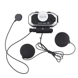 E8 Motor Helm Bluetooth Headset Motorcycle Intercom Bluetooth Headset