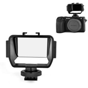 YELANGU A74 Universal Vlog Camera Flip Screen