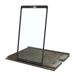 12 Inch Log HD Mobile Phone Screen Amplifier (Black Wood Grain)