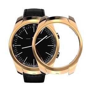 Voor Tic Watch Pro smart horloge TPU beschermhoes (Rose goud)