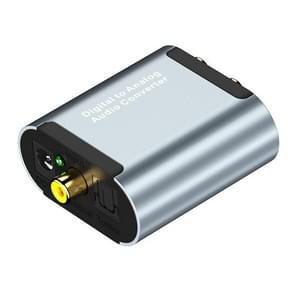 HW-25DA Digitaal naar analoge audioconverter(Grijs)