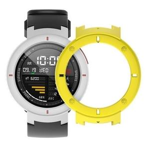 For Amazfit Verge PC Protective Case(Yellow)