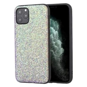 For iPhone 11 Pro Max Mutural Bright Series All-inclusive TPU Case(Silver)