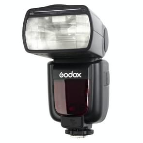Godox TT600 2 4 GHz Wireless 1/8000s HSS Flash Speedlite Camera Top Fill Light voor Canon / Nikon DSLR Camera's(Zwart)
