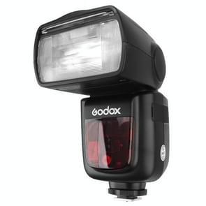 Godox V860IIF 2 4 GHz Wireless 1/8000s HSS Flash Speedlite Camera Top Fill Light voor Fujifil DSLR Camera's(Zwart)