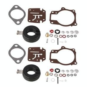 Carburateur Carbon Water Repair Kit voor Johnson / Evinrude Outboard Motors 396701 392061 398729 18-7222 18-7042