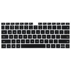 Voor Huawei MateBook 14 inch / D 14 inch / D 15 6 inch / X / X Pro Laptop Crystal Keyboard Protective Film (Zwart)