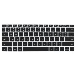 Voor Huawei MateBook 13 inch Laptop Crystal Keyboard Protective Film (Zwart)
