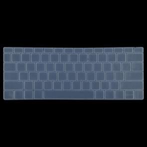Voor Huawei MateBook 13 inch Laptop Crystal Keyboard Protective Film (Transparant)