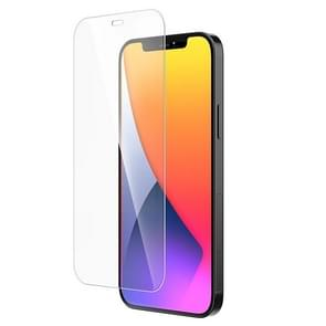 hoco 2.5D Ultra-dunne Full-screen Transparante HD Tempered Film Voor iPhone 12 Pro Max