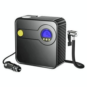 Rock Multi-function Portable LED Digital Display Car Air Pump
