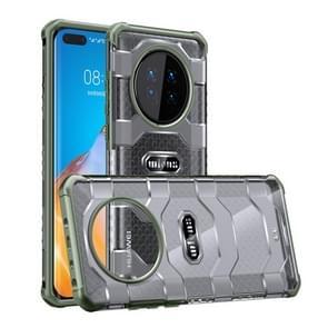 Voor Huawei Mate 40 wlons Explorer Series PC + TPU Protective Case (Groen)
