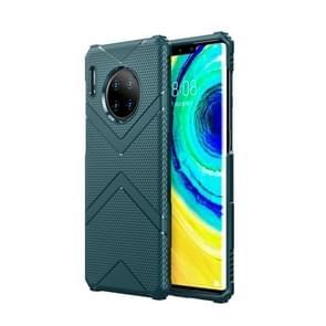 For Huawei Mate 30 Pro Diamond Shield TPU Drop Protection Case(Green)