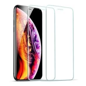 Voor iPhone 11 Pro/XS/X 2 stuks ESR Scratchproof HD gehard glas film Screen Protector