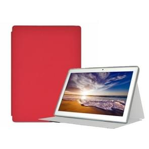 For Teclast M30 PU Protective Case(Red)