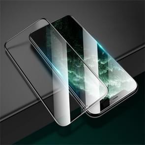 Voor iPhone 11 Pro/X/XS USAMS US-BH546 9D gebogen High Clear Full Screen gehard glas film