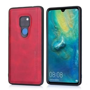 For Huawei Mate 20 Diaobaolee Shockproof PU + TPU Protective Case(Red)