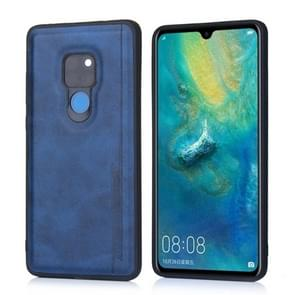 For Huawei Mate 20 Diaobaolee Shockproof PU + TPU Protective Case(Blue)