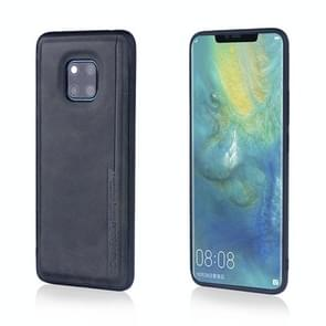 For Huawei Mate 20 Pro Diaobaolee Shockproof PU + TPU Protective Case(Black)