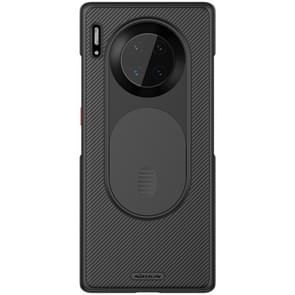 For Huawei Mate 30 Pro NILLKIN CamShield Sliding Camera Cover Design Scratchproof Protective Case(Black)
