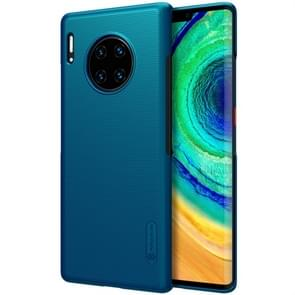 Voor Huawei mate 30 Pro NILLKIN Frosted concave-convex Texture PC beschermhoes (blauw)