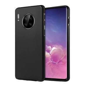 For Huawei Mate 30 Pro SULADA Car Series Magnetic Suction TPU Protective Case(Black)