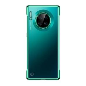 For Huawei Mate 30 SULADA Borderless Plated PC Protective Case(Green)