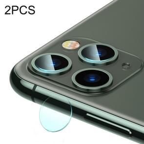 2 PCS Baseus 0.15mm 3H Rear Camera Gem Lens Protector Film For iPhone 11 Pro / 11 Pro Max(Transparent)