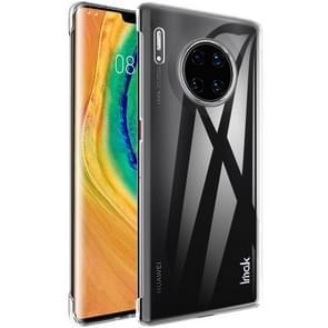 Voor Huawei mate 30 Pro IMAK Wing II slijtage-weerstand tegen Crystal Pro beschermhoes (transparant)