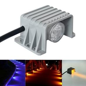 3W Outdoor Corridor Waterdichte Hoek Trap Licht LED Trail Licht (Blauw)