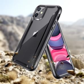 For iPhone 11 ESR Hybrid Armor 360 Series Shockproof PC + TPU Protective Case(Black)