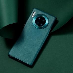 Voor Huawei mate 30 Pro JOYROOM Star-Lord serie lederen gevoel textuur shock proof geval (groen)