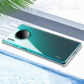 Voor Huawei mate 30 X-level zuurstof serie schokbestendige TPU all-inclusive koffer (transparant)