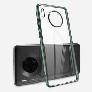 Voor Huawei mate 30 X-level Dawn serie transparante ultradunne TPU case (groen)