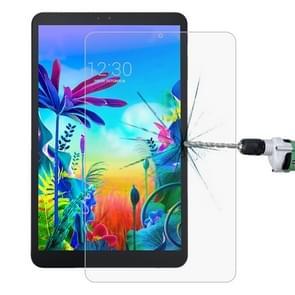 Voor LG G Pad 5 10,1 inch 9H 2.5 D explosieveilige gehard glas film