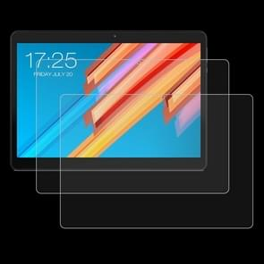 2 stuks 9H 2.5 D explosieveilige gehard glas film voor Teclast M20