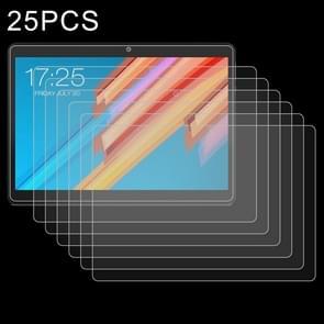 25 stuks 9H 2.5 D explosieveilige gehard glas film voor Teclast M20