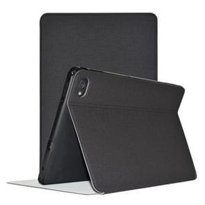 Voor TECLAST T30 TECLAST Business Style Horizontal Flip PU Lederen beschermhoes met houder (zwart)