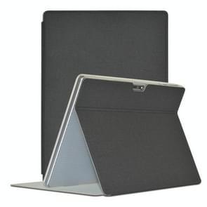 Voor TECLAST M30 TECLAST Business Style Horizontale Flip PU lederen beschermhoes met houder (zwart)